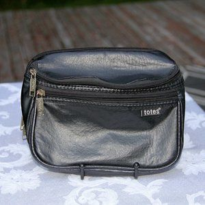 Retro Black Totes Brand Fanny Pack
